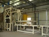 3万立方刨花板生产线成套设备